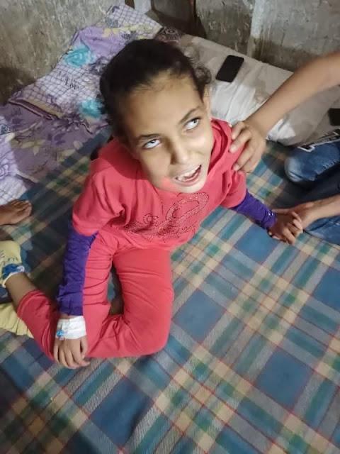 قارئ يناشد المسئولين بمساعدته فى إجراء عملية جراحية لشقيقتة المعاقة بسوهاج