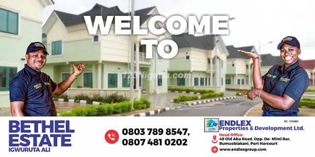 Bethel Estate Igwuruta Ali
