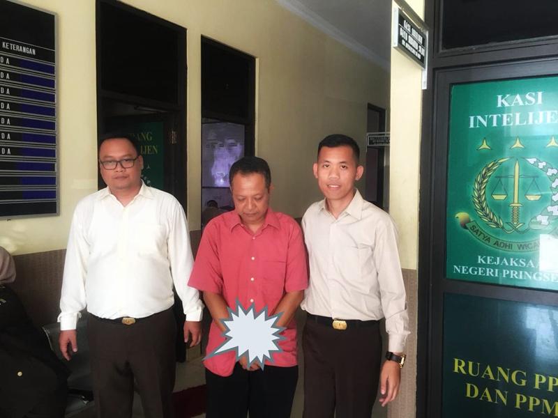 Ikut Kampanye, Akhirnya Kepsek SMAN 1 Pardasuka Dijebloskan Penjara