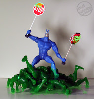 Idle Hands Exclusive Mucus Tick action figure