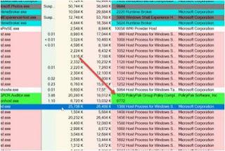 برنامج, معرفة, أخطاء, ومشاكل, الكمبيوتر, ومراقبة, الويندوز, Microsoft ,Process ,Monitor