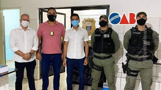 estudante documento falso prova oab preso
