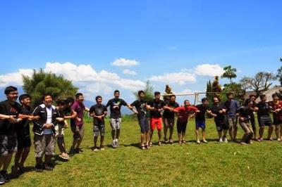 Outing / Gathering Perusahaan di Bogor
