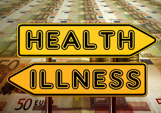 Health vs illness