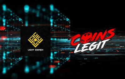 Airdrop Lightcoinex Free 1000 LCG
