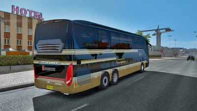 Mod Bus Discovery Tronton ETS2 1.36