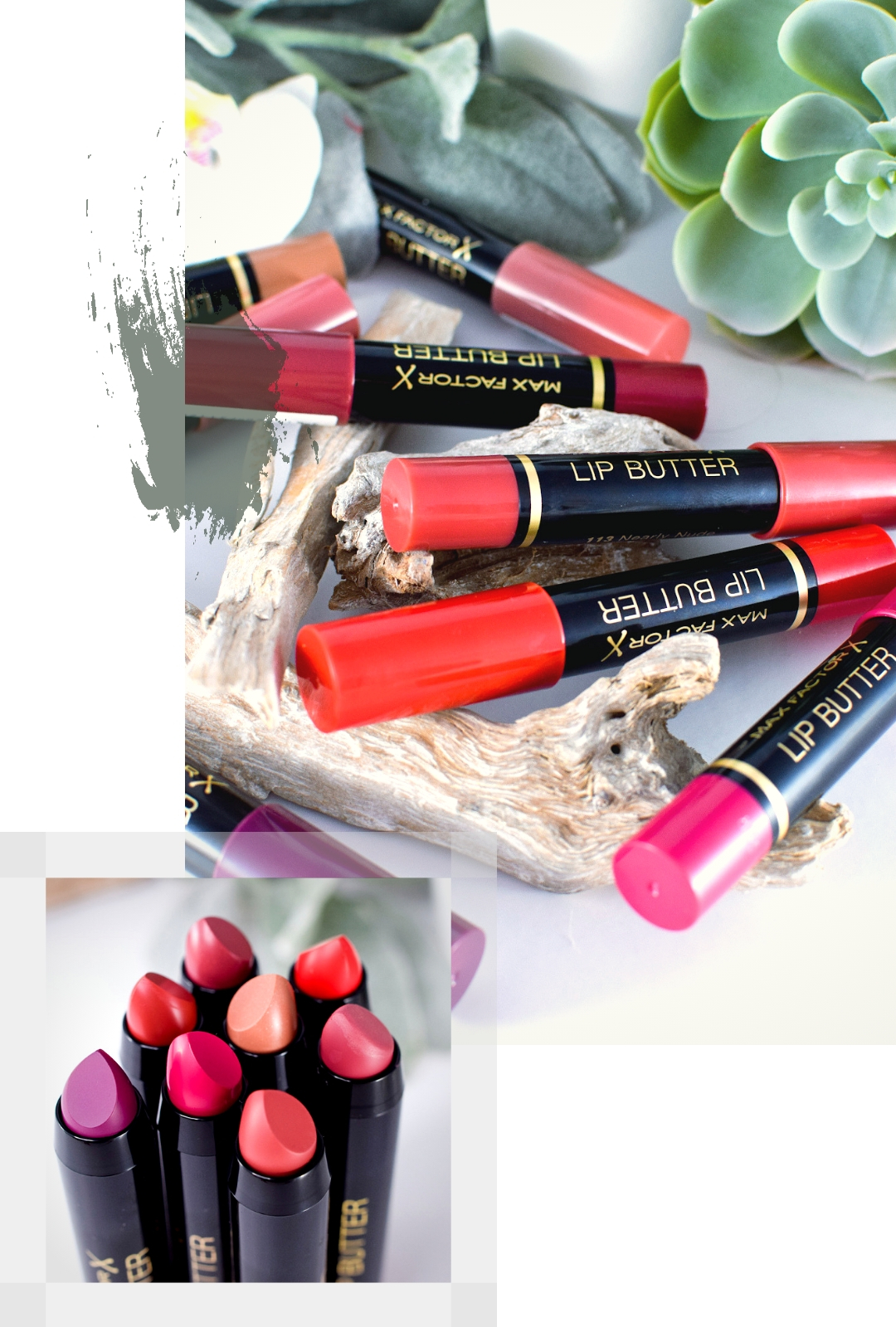 Wie gut sind die Max Factor Colour Elixir Lip Butter?