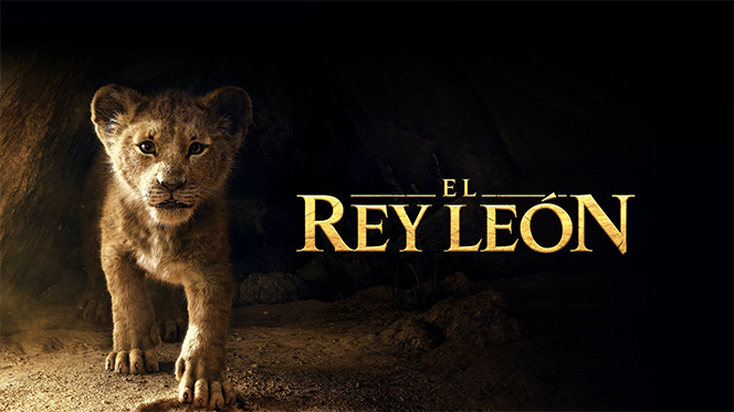 El rey león (2019) BRRip 720p Latino-Ingles