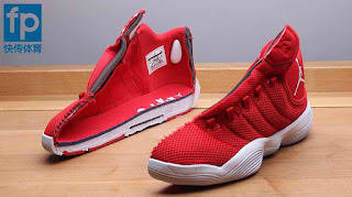 28d5ece4380b Jordan Super.Fly 2017 Deconstructed  Nike React Revealed