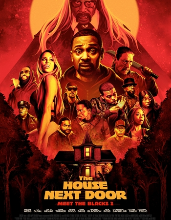 The House Next Door (2021) Movie Review: Horror Thriller or Lame Thriller?