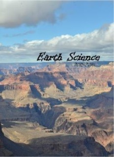 Earth Science Book PDF By Richard Potter