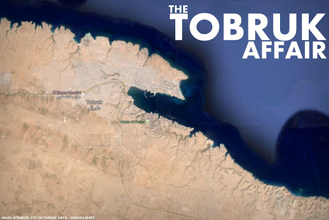 OPINION | The Tobruk Affair