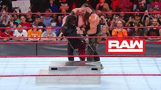Resultados WWE RAW 27 de Noviembre 2017