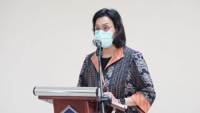 Jawaban Sri Mulyani soal Dana Bagi Hasil Milik DKI