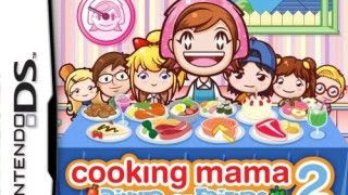 Cooking Mama 2 [NDS] [Español] [Mega] [Mediafire]