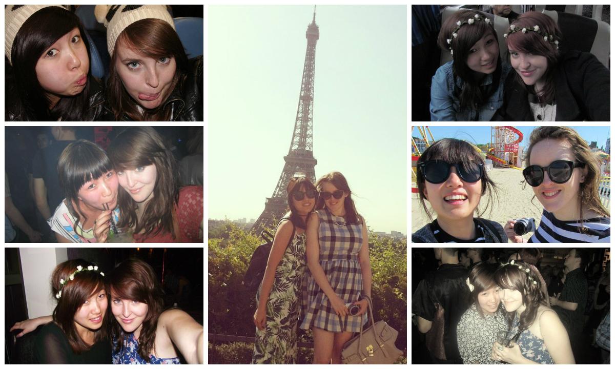 The long distance friendship