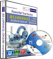 Jee Advance Test Series CD