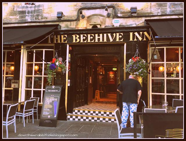 Scotland pubs, Edinburgh pubs, Grassmarket pubs, down the wrabbit hole, marti ingram