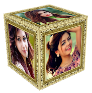 3D Photo Cube Frame Live Wallpaper v3.8 APK