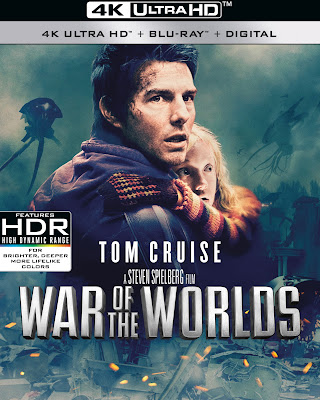 War Of The Worlds 2005 BD25 4K Latino