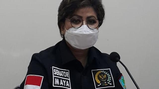 Senator Maya Rumantir Ungkapkan Keprihatinan Atas Bencana Banjir Manado