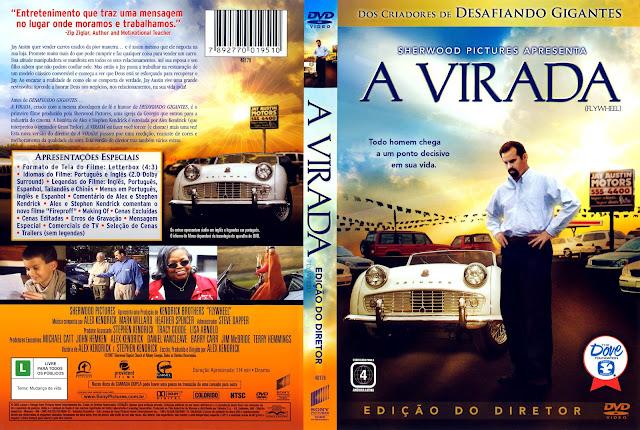 Capa DVD A Virada