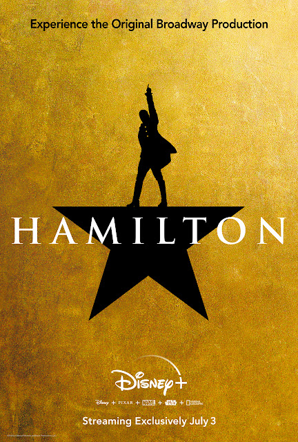 "THE TONY AWARD®- AND PULITZER PRIZE-WINNING MUSICAL ""HAMILTON"" IS COMING TO DISNEY+"