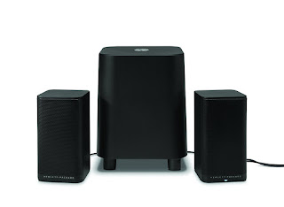 HP S7000 - Altavoces de ordenador 2.1, color negro