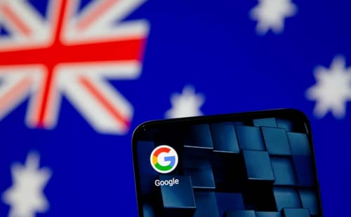 Google launched a new news platform in Australia