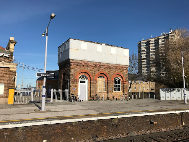 Water Tower, Margate Station, Kent