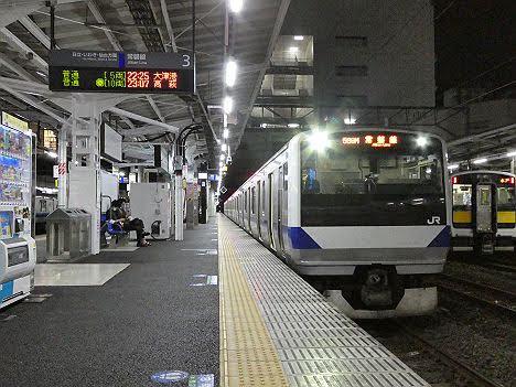 【終電繰上げで消滅危機!】常磐線 大津港行き E531系
