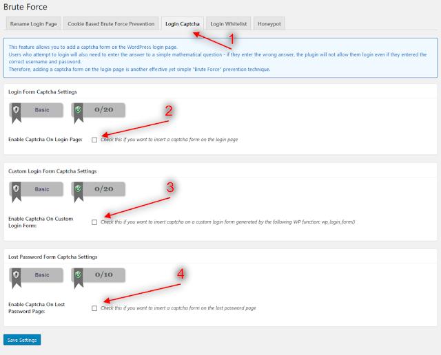Cara Mengubah URL Login Admin WordPress