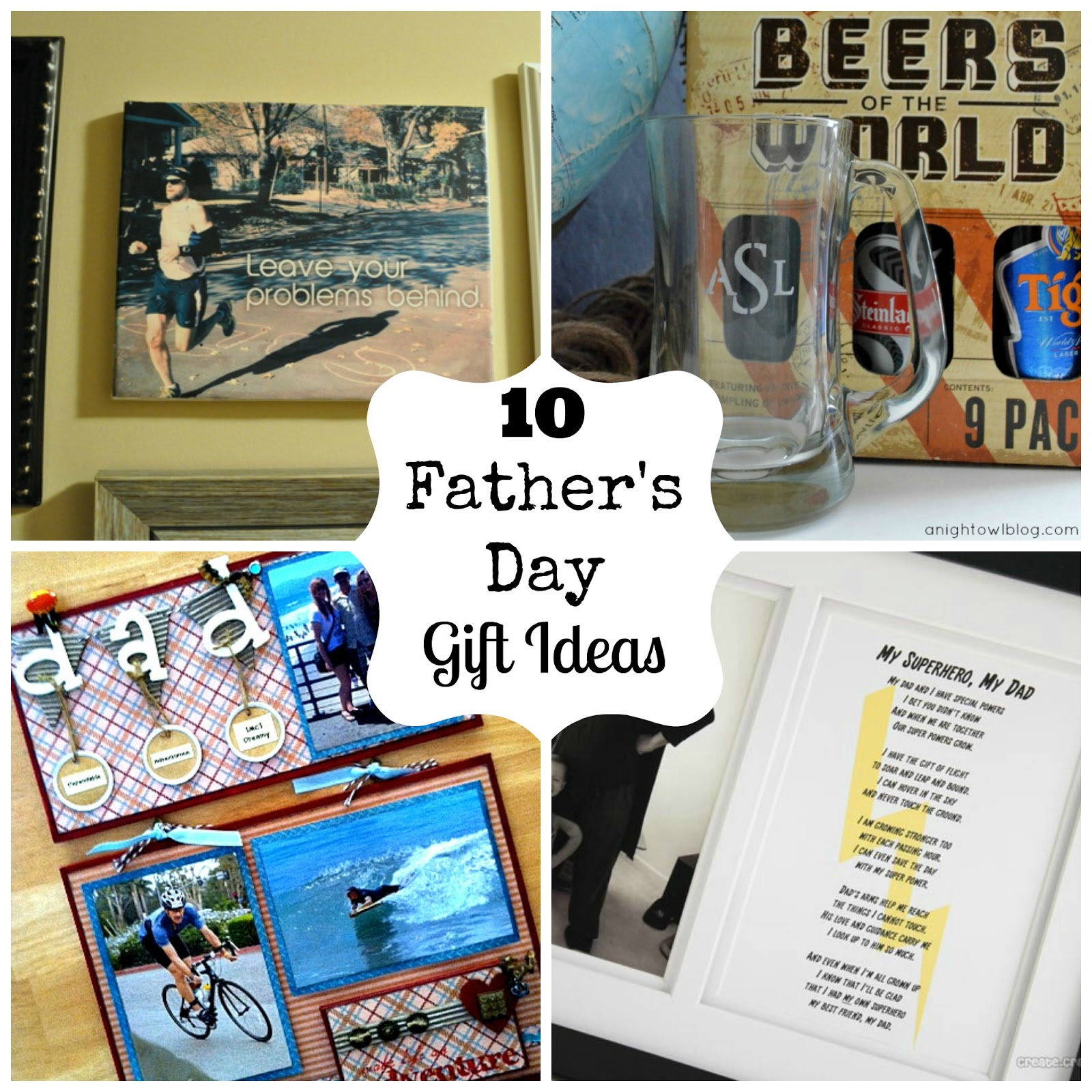 10 diy father 39 s day gift ideas fun home things for Creative gifts for dad from daughter