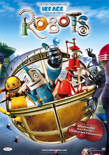 Cartel de la película Robots