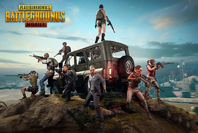 Download PUBG Mobile terbaru