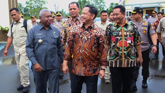 Kebijakan Tito Tangani Papua Sudah Tepat, dari Pendekatan Keamanan Beralih ke Kesejahteraan