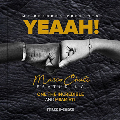 (Audio) Marco Chali Ft One The Incredible Msamiati - Yeaah