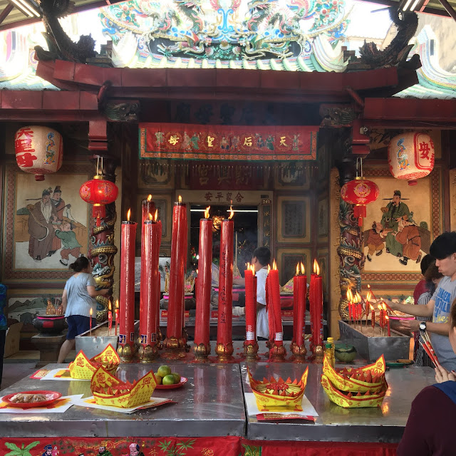 Thap Thim Chinese Goddess Shrine, Chareon Krung 63 Road