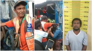 Kena Batunya! Satu Pelaku Penganiayaan Wanita Diduga Mencuri Diciduk Polisi, Tukang Parkir Melarikan Diri