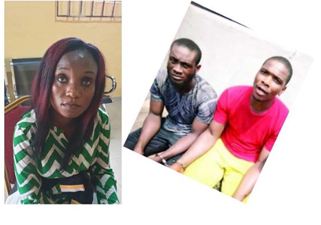 36-years-old mother of 3 arrested for staging her kidnap with her boyfriend