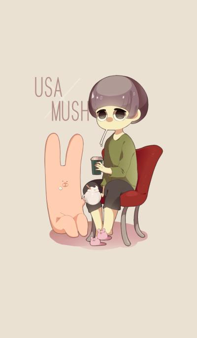 MUSH and RUBBIT