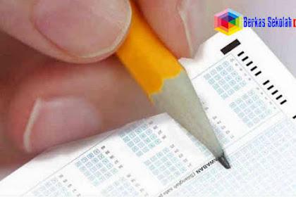 Bank Soal UTS Kelas 8 Semester 1 Tahun 2018-2019