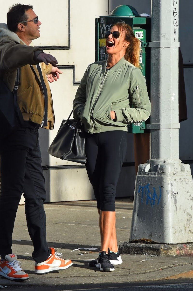 Kelly Killoren Bensimon Out for Lunch at St. Ambrose 31 Dec-2019