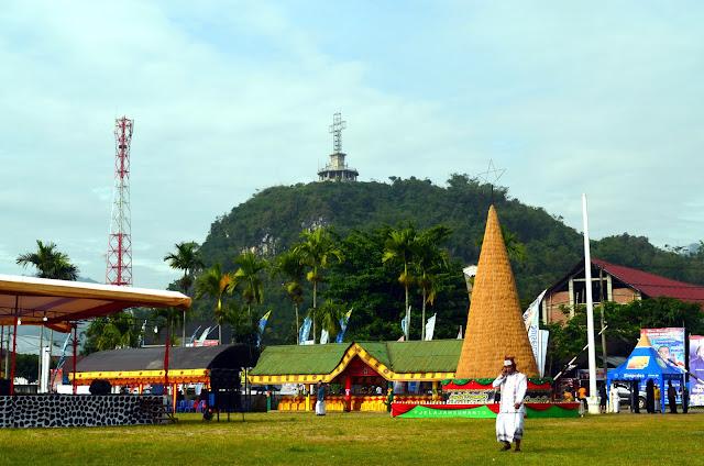 Persiapan Festival Lovely December Tana Toraja ||jelajahsuwanto