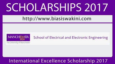 International Excellence Undergraduate Scholarships 2017