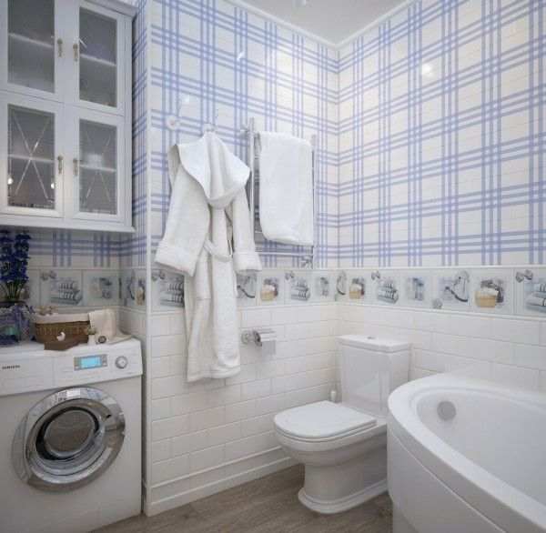Single Room Bathroom Design