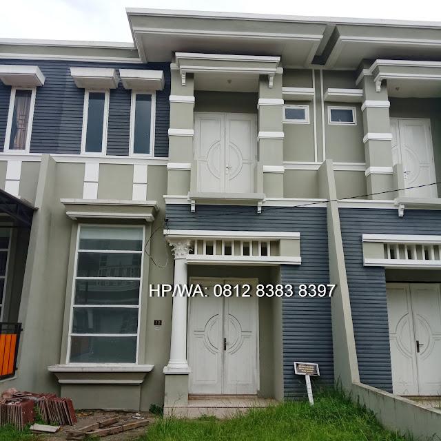 Rumah Murah Setiabudi Raya 600 Jutaan sudah termasuk Ppn, BPHTB, SHM di Dekat Simpang Pemda Medan Sumatera Utara