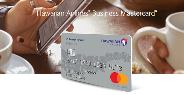 Does Barclay Hawaiian Airlines Business Credit Card Have Discounted Award Flights Benefit?