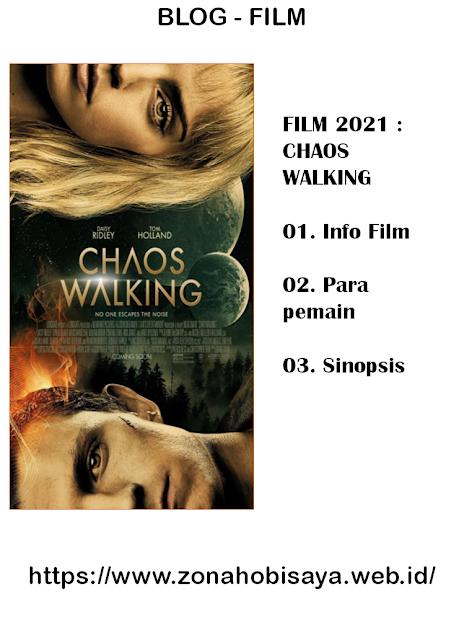 FILM 2021 : CHAOS WALKING