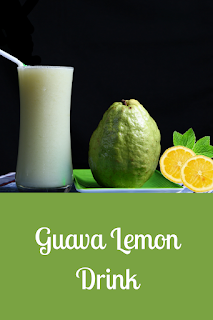 Guava Lemon Drink